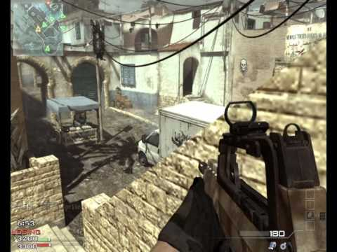 CoD MW3・・・「TDM MAP Seatown 攻略」(プレイ動画付き)