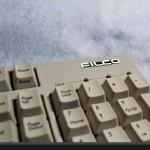 【レア品】白色メカニカルキーボード : Filco Majestouch FKB108M/JW【開封】