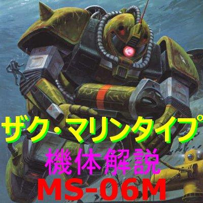 gundam-ms-06m-001