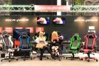 【TGS2016】写真で振り返る東京ゲームショー2016 DXRACERブース