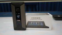 [未来の携帯] 折りたたみノート式携帯 COSMO COMMUNICATORがヤバすぎた