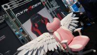 CES2020 DXracer 翼をさずける。羽ばたくゲーミングチェア!?