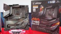 [コスパ派必見] 第10世代CPU Z490 MSIマザーボード新製品展示会で全マザボ比較してみた
