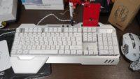 リモートワークOK 3500円のキーボードセットが結構良かった件