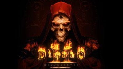 Diablo II 21年ぶりのリマスターで4K対応で復活!